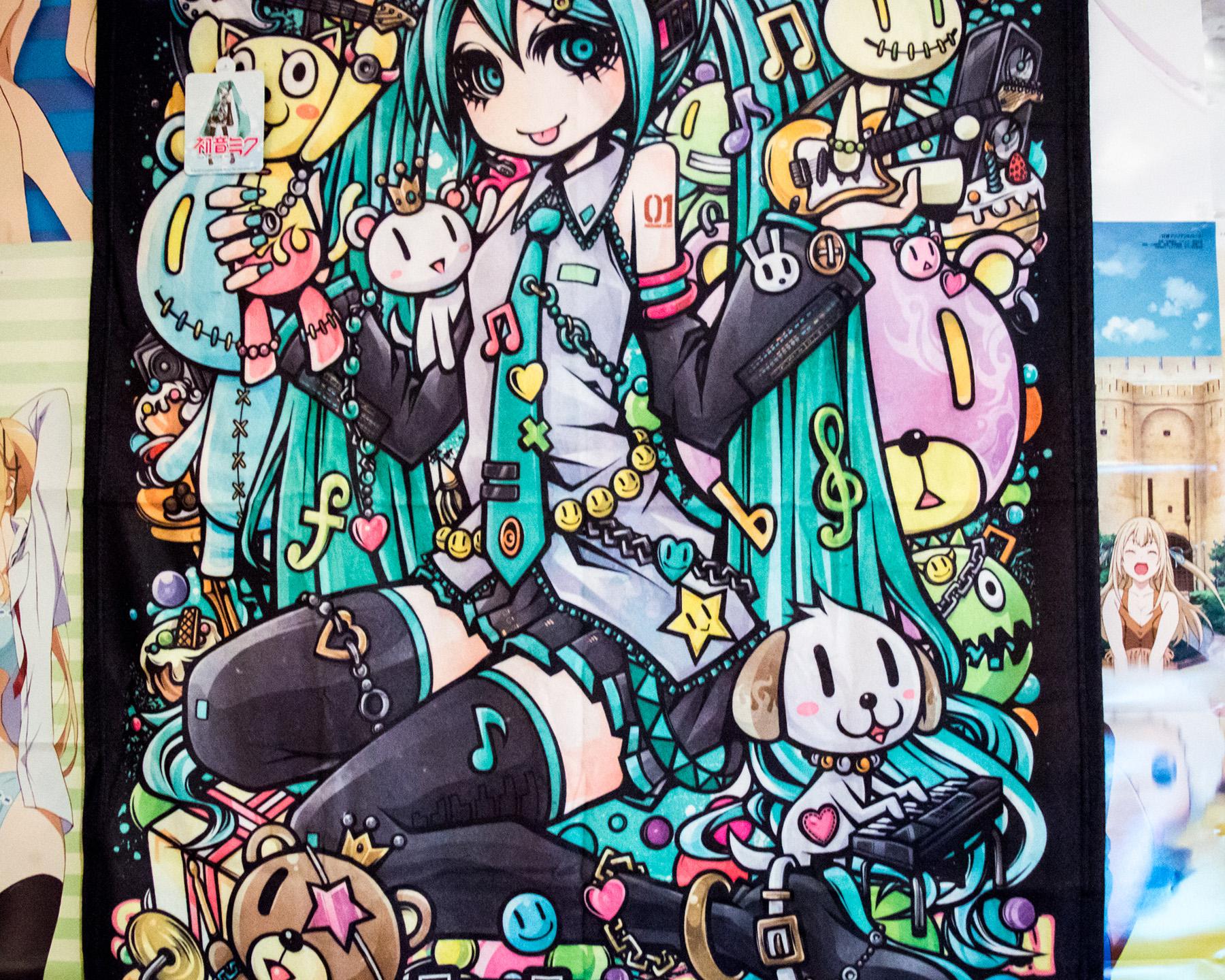 Loot Crate Anime April Music Crate Spotlight 0019