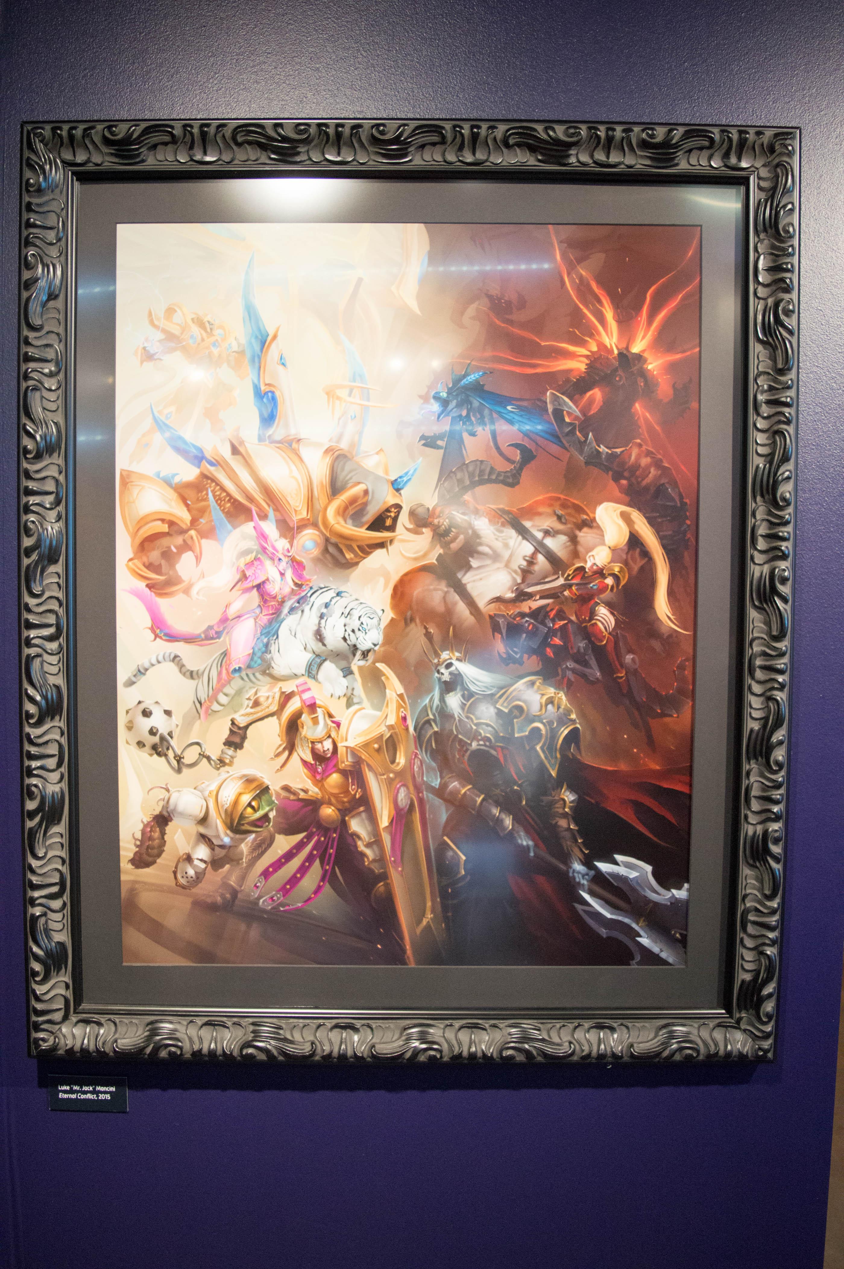 Swaps4's Bizarre Adventure Tour of Blizzard Entertainment 0002