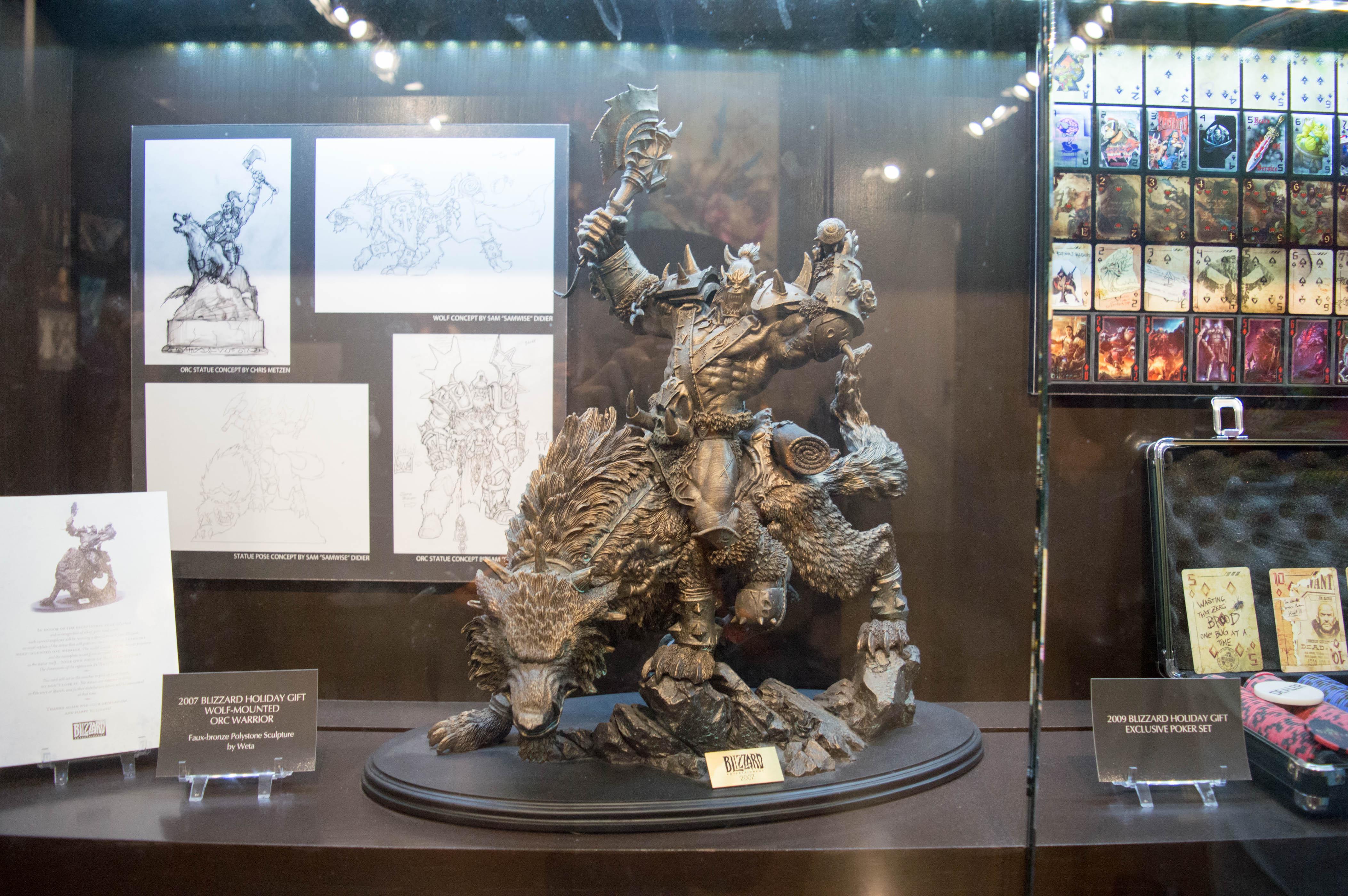 Swaps4's Bizarre Adventure Tour of Blizzard Entertainment 0005