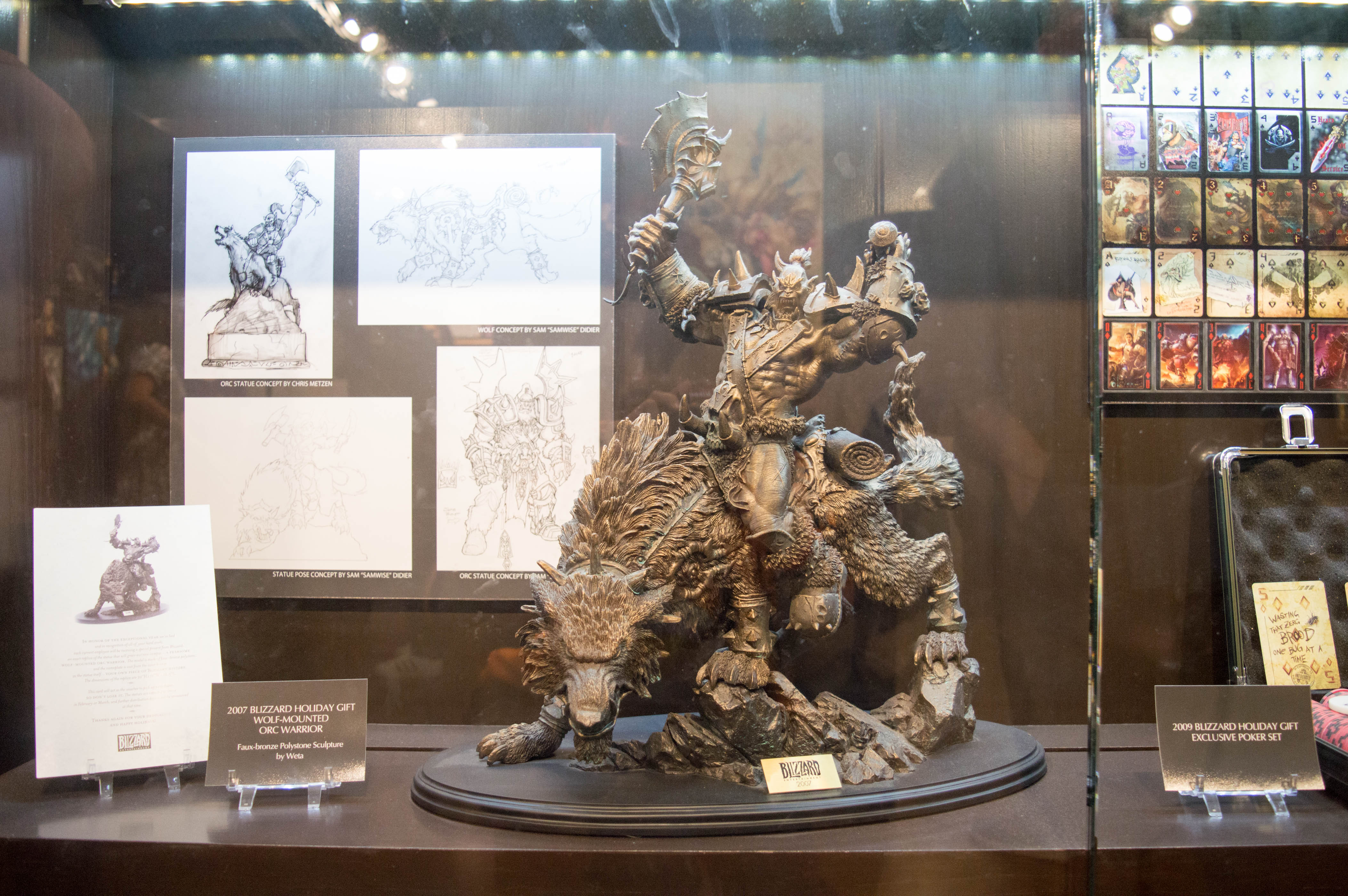 Swaps4's Bizarre Adventure Tour of Blizzard Entertainment 0008