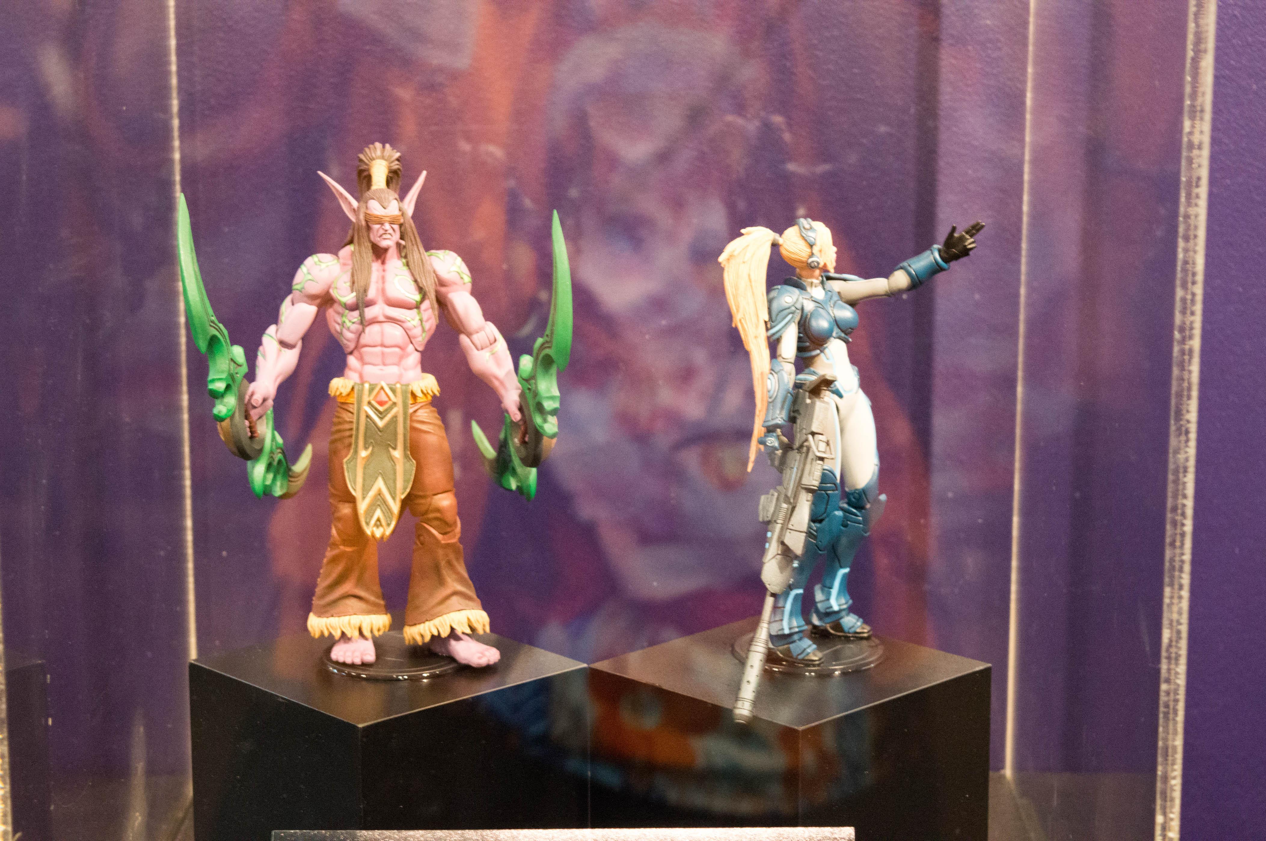 Swaps4's Bizarre Adventure Tour of Blizzard Entertainment 0015