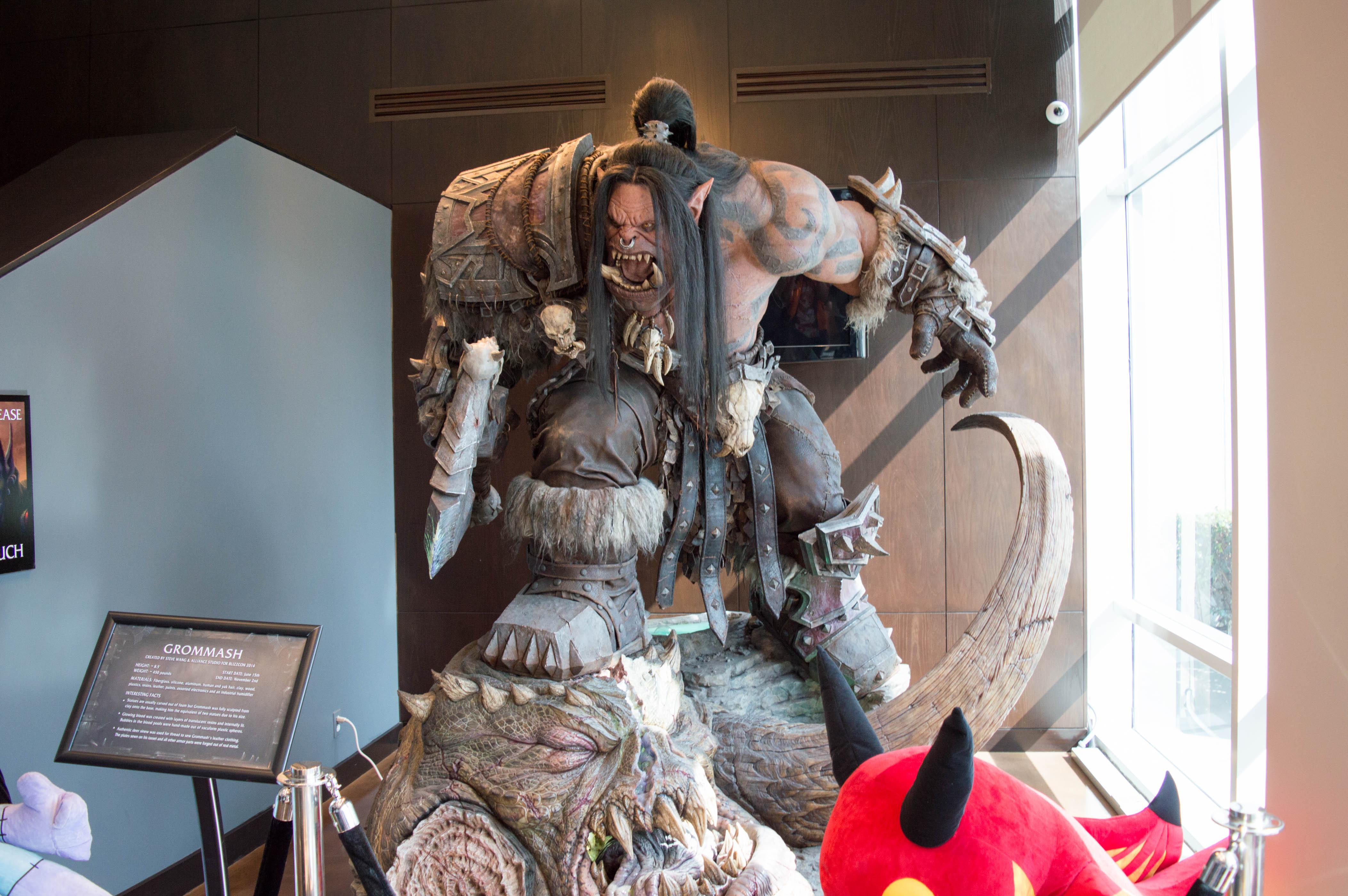 Swaps4's Bizarre Adventure Tour of Blizzard Entertainment 0022