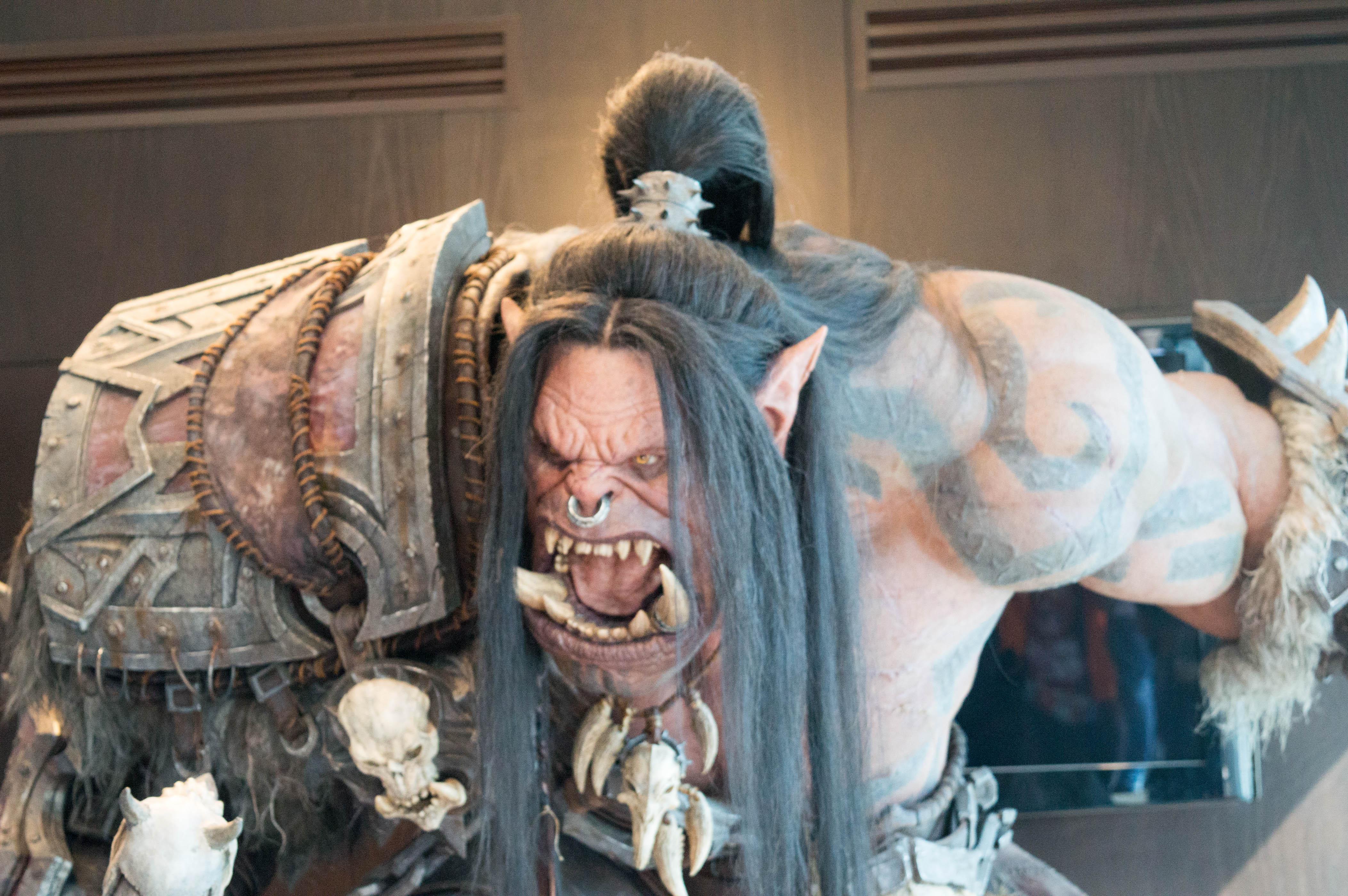 Swaps4's Bizarre Adventure Tour of Blizzard Entertainment 0024