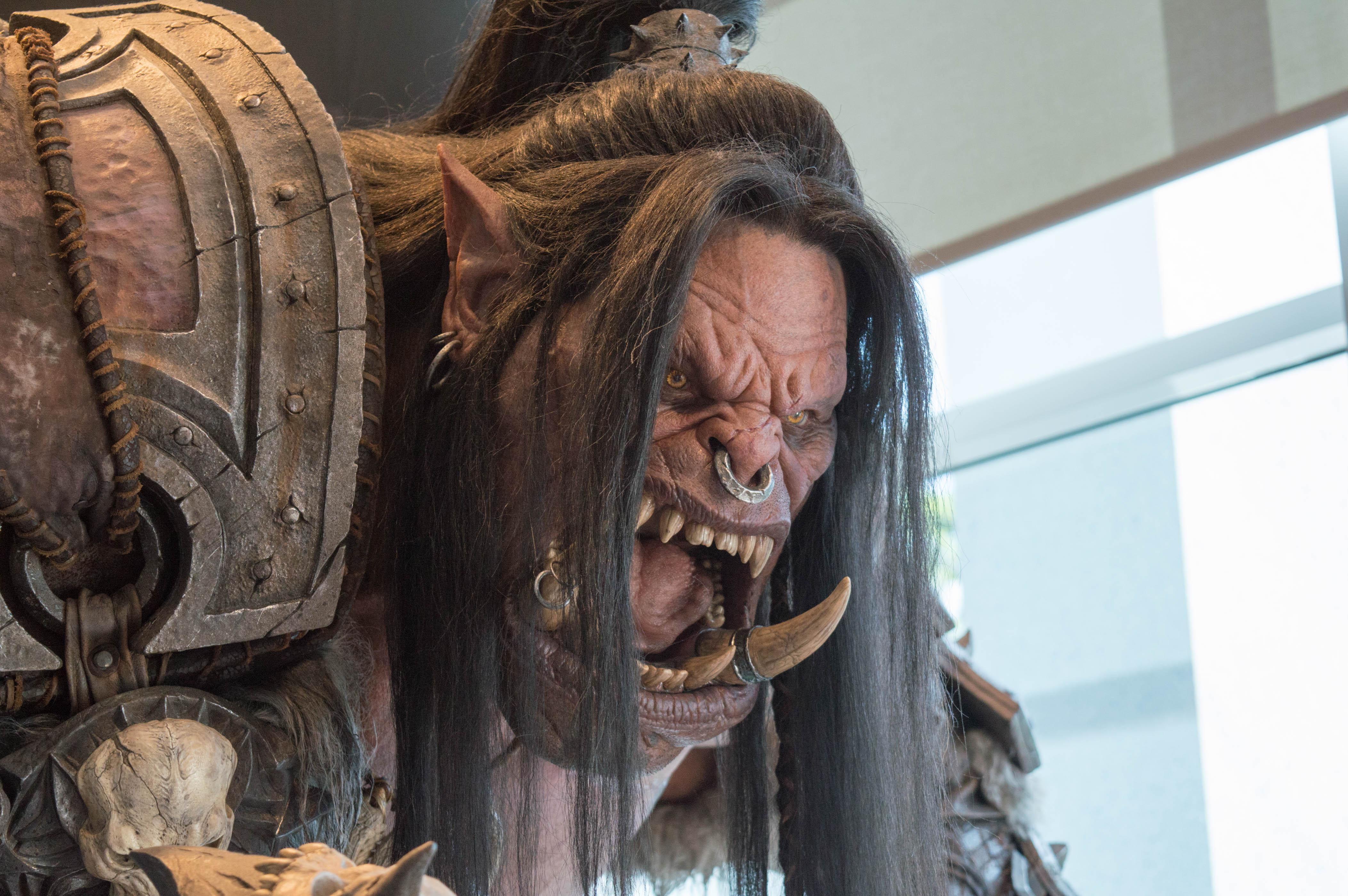 Swaps4's Bizarre Adventure Tour of Blizzard Entertainment 0026