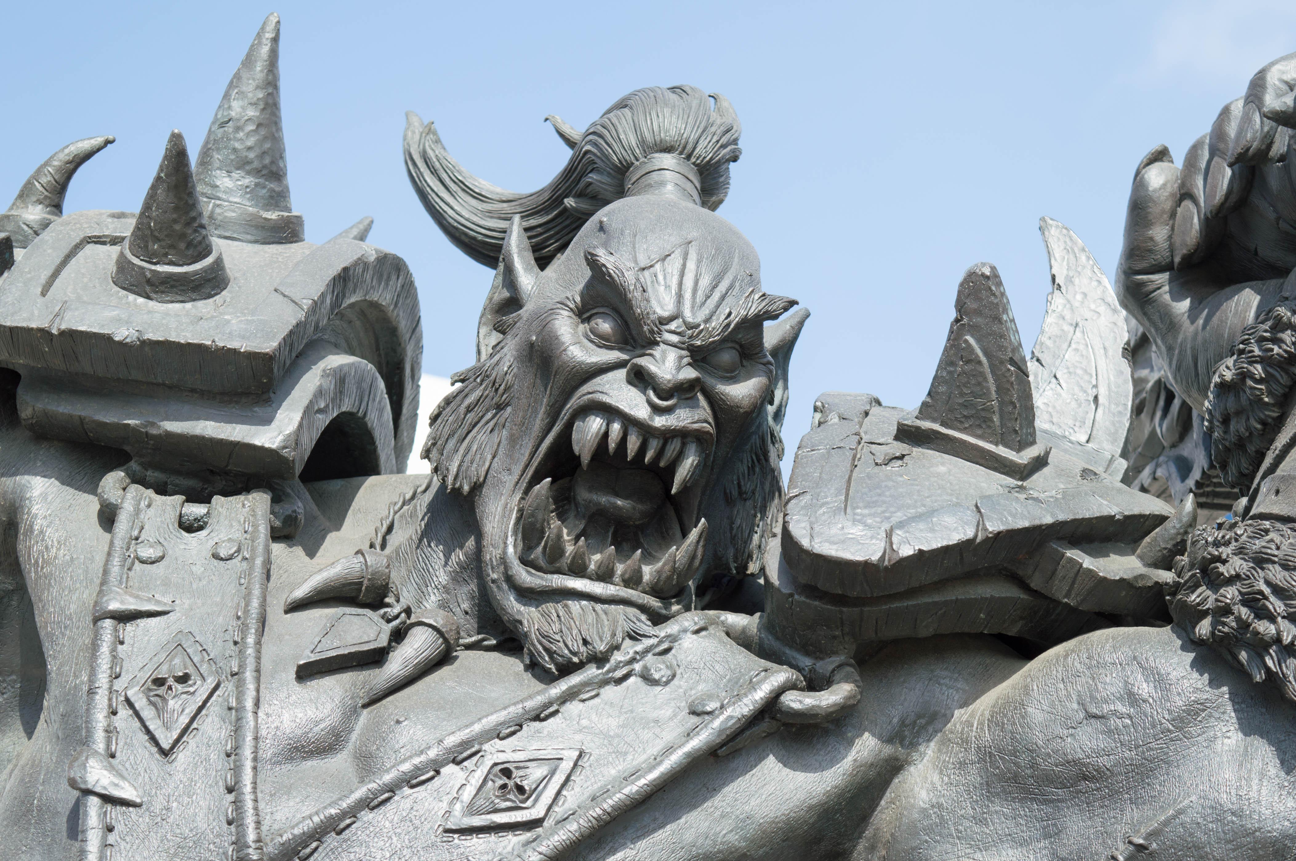 Swaps4's Bizarre Adventure Tour of Blizzard Entertainment 0033