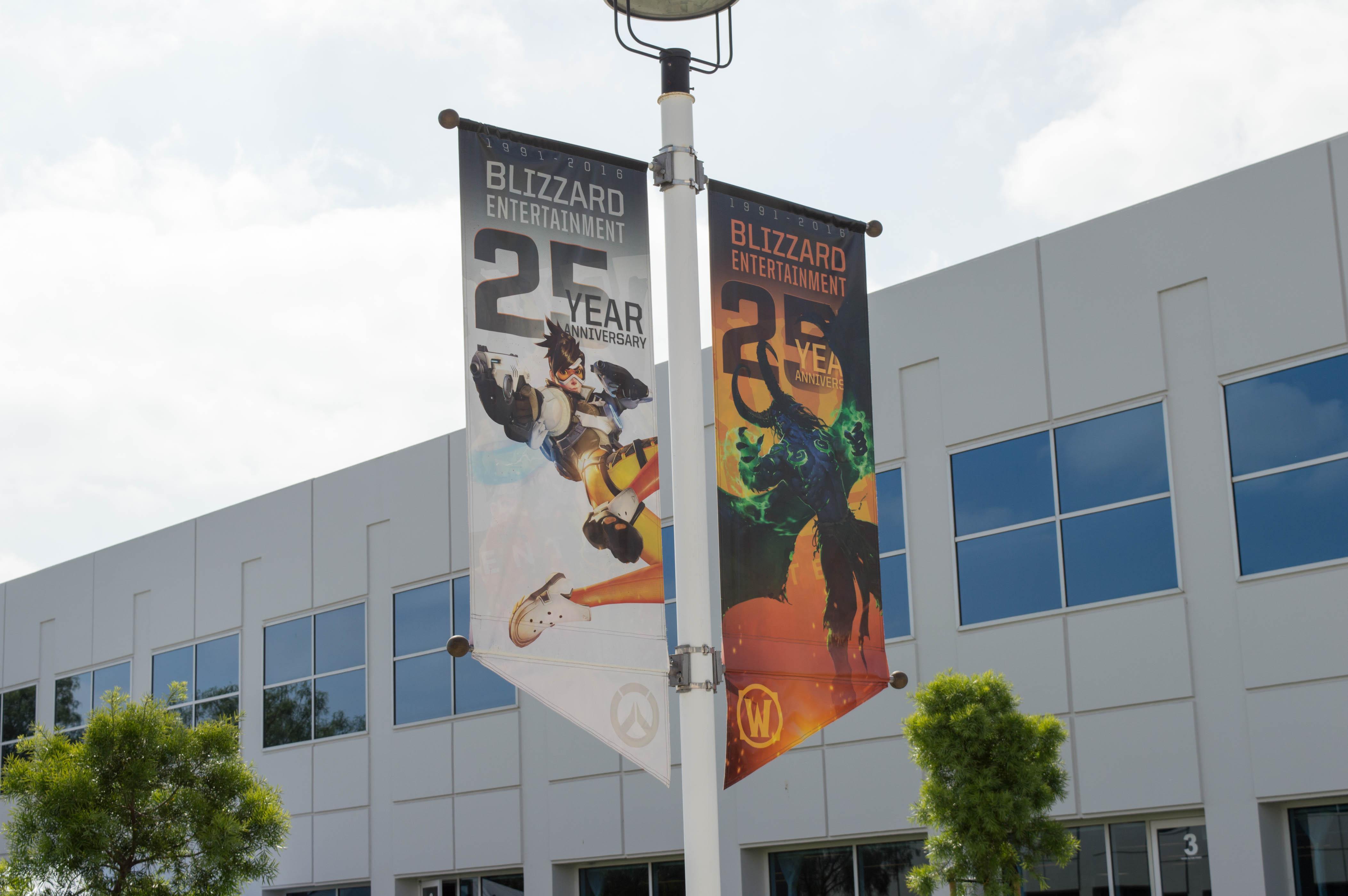 Swaps4's Bizarre Adventure Tour of Blizzard Entertainment 0037