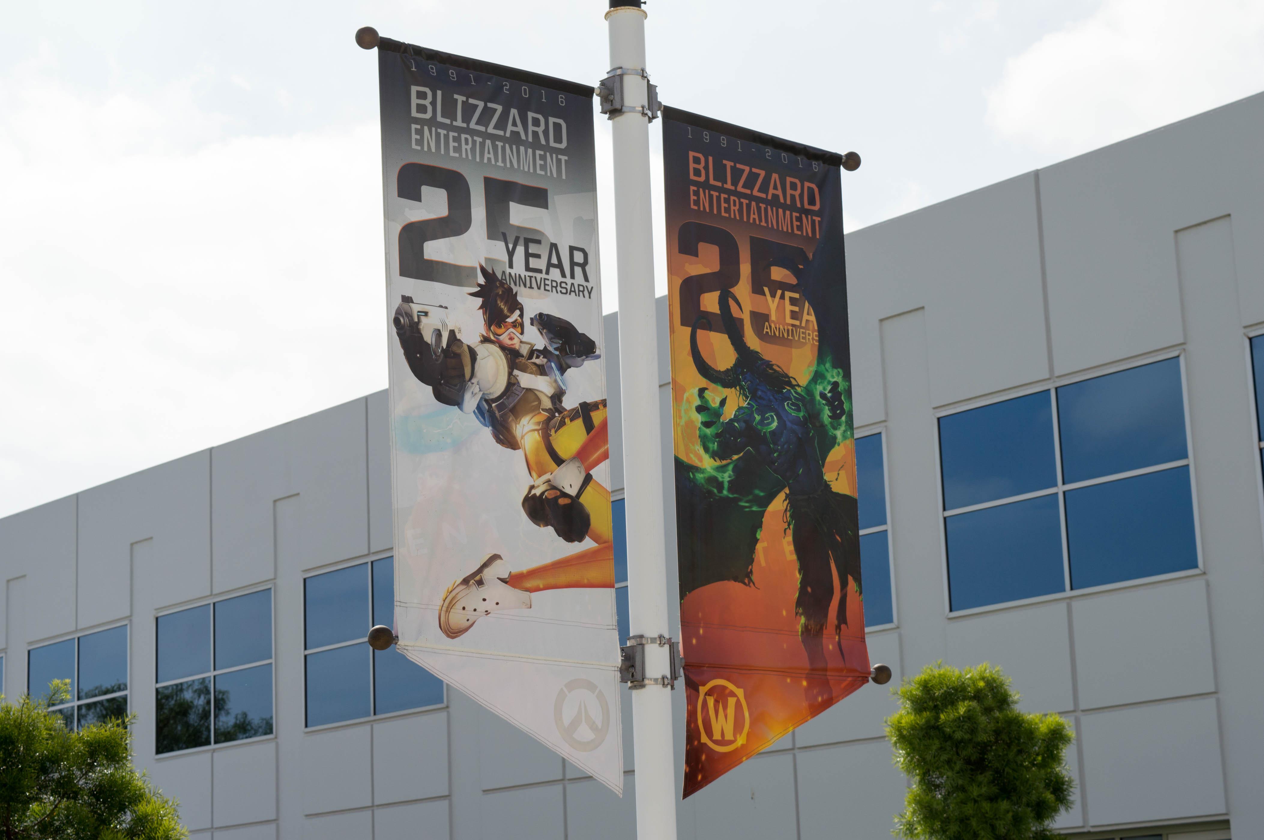 Swaps4's Bizarre Adventure Tour of Blizzard Entertainment 0038