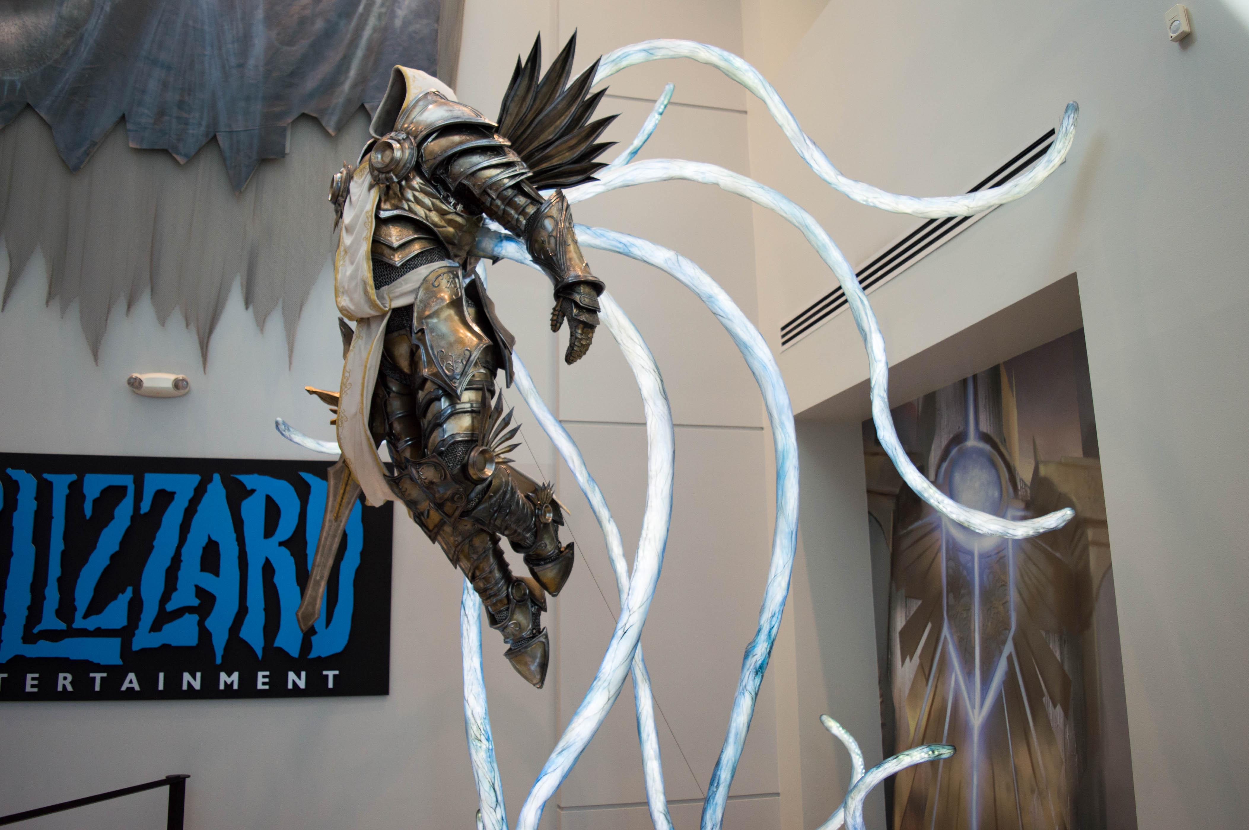 Swaps4's Bizarre Adventure Tour of Blizzard Entertainment 0060