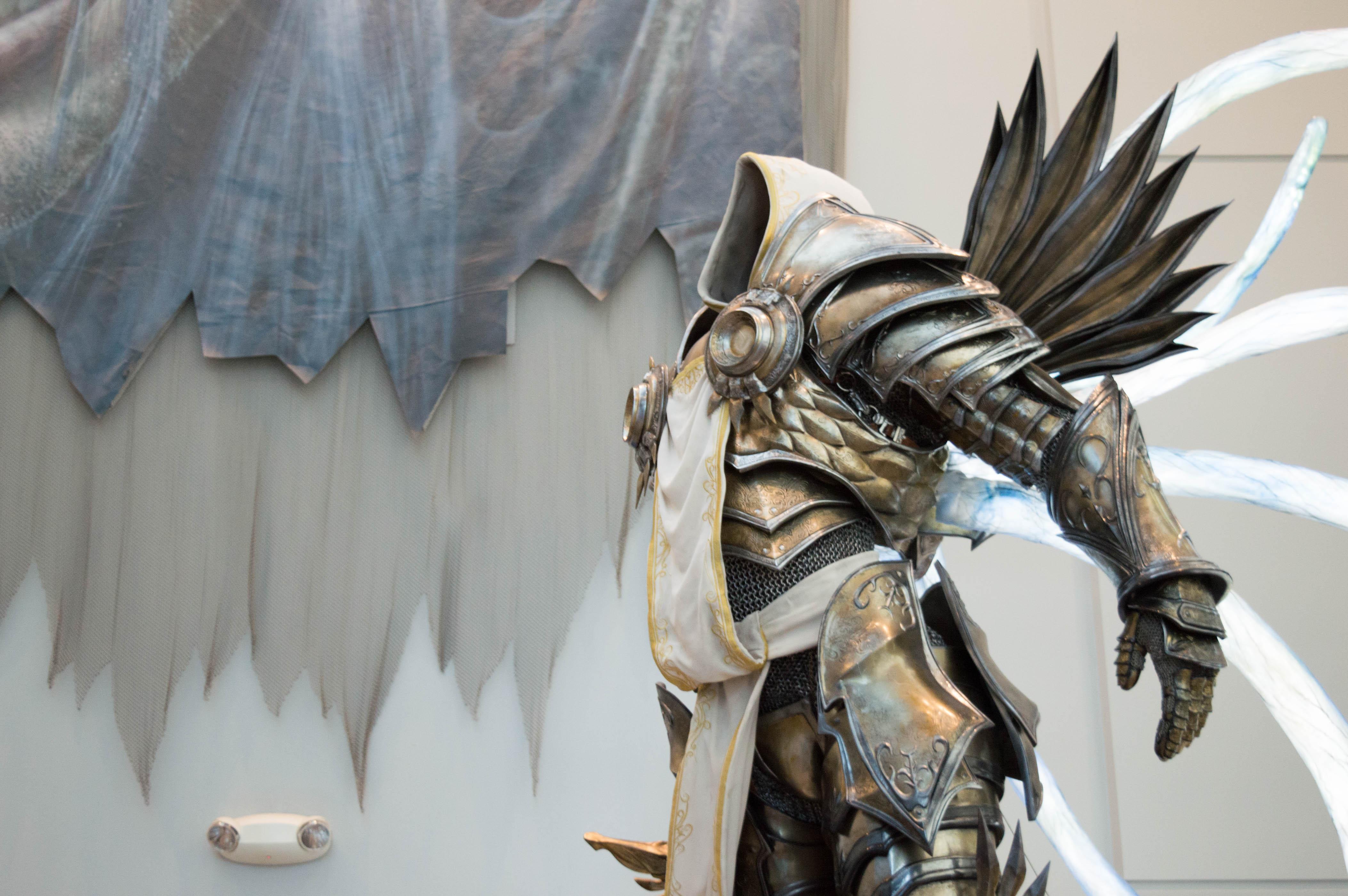 Swaps4's Bizarre Adventure Tour of Blizzard Entertainment 0061