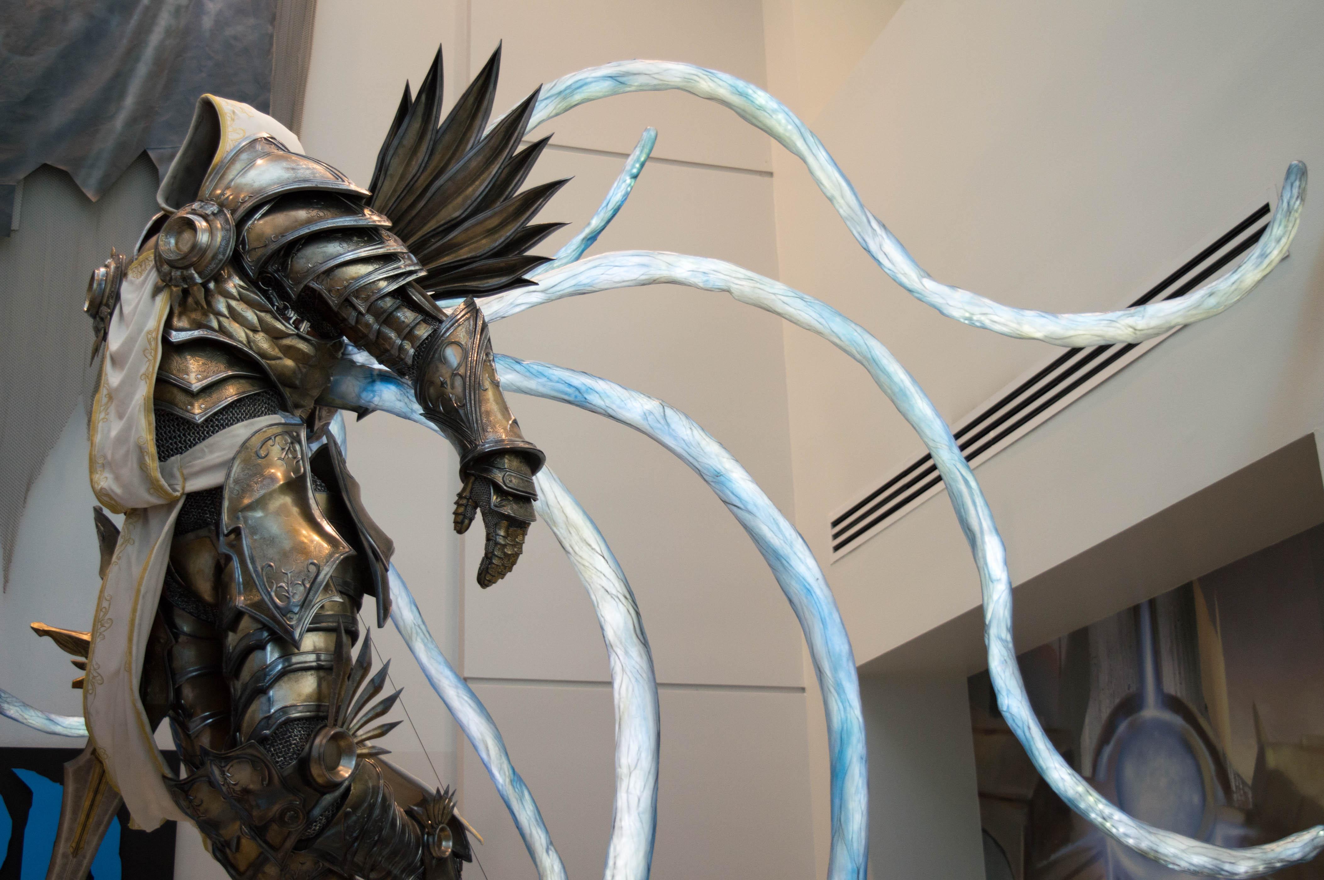 Swaps4's Bizarre Adventure Tour of Blizzard Entertainment 0063
