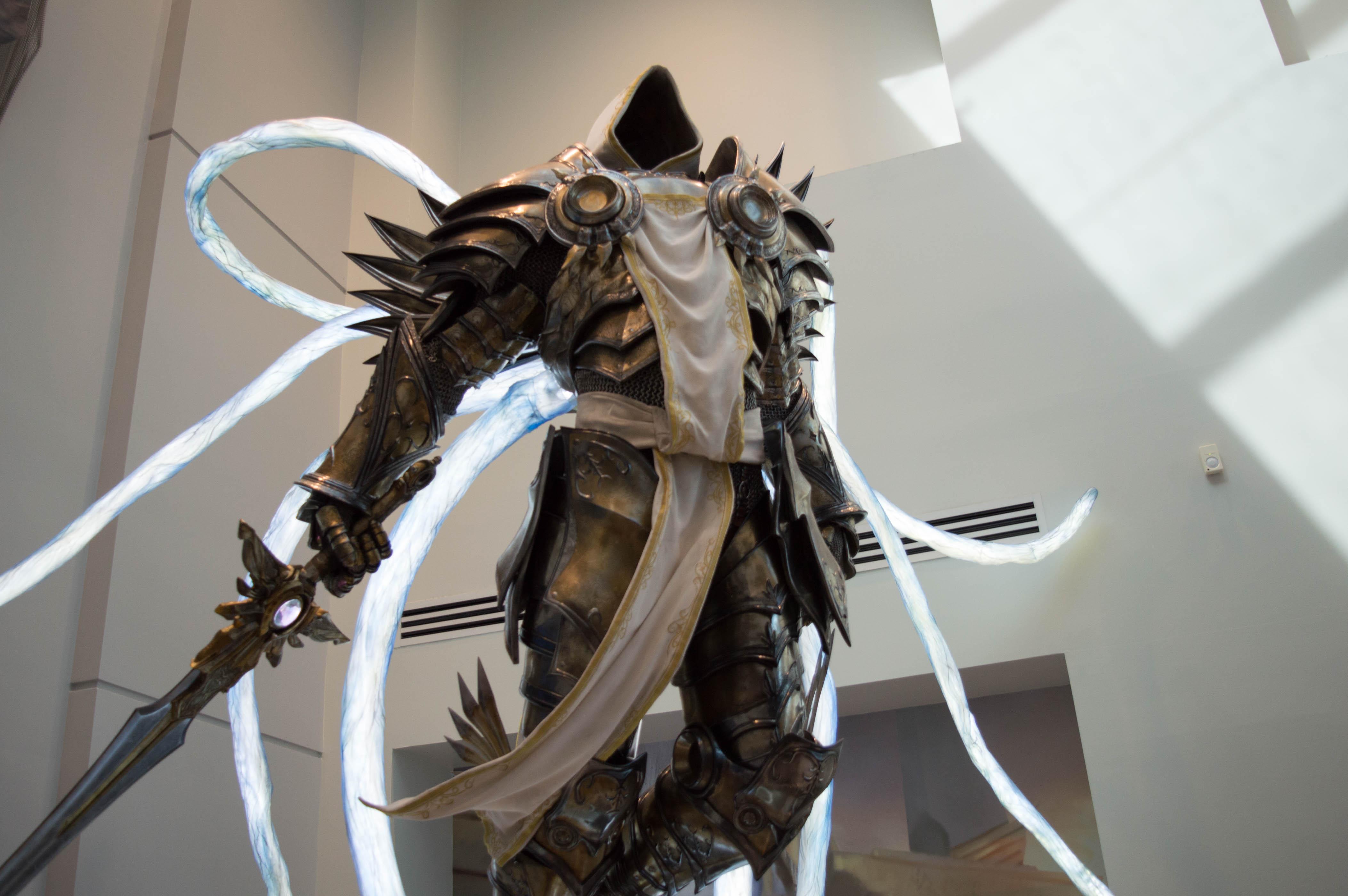 Swaps4's Bizarre Adventure Tour of Blizzard Entertainment 0065