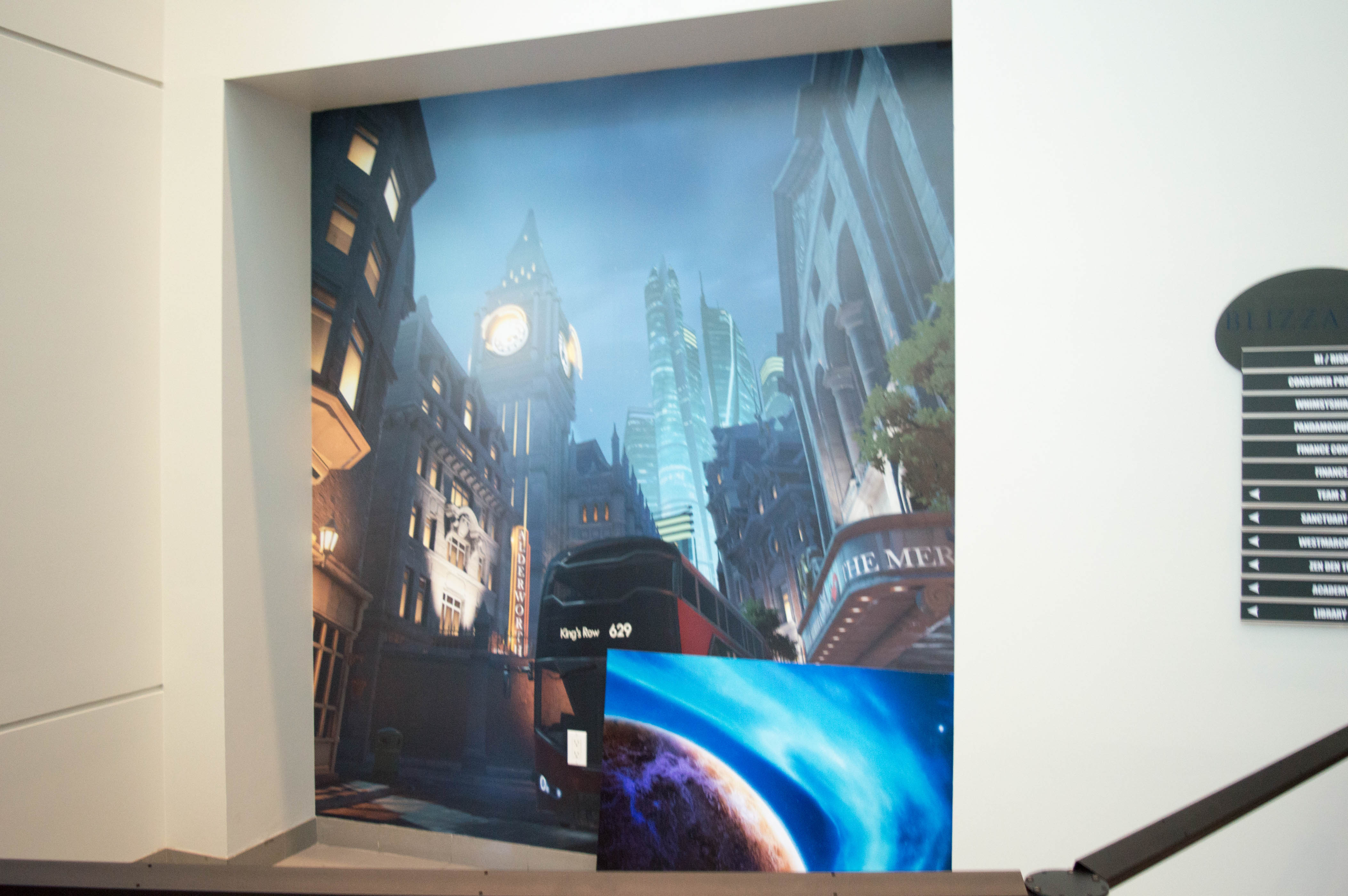 Swaps4's Bizarre Adventure Tour of Blizzard Entertainment 0067