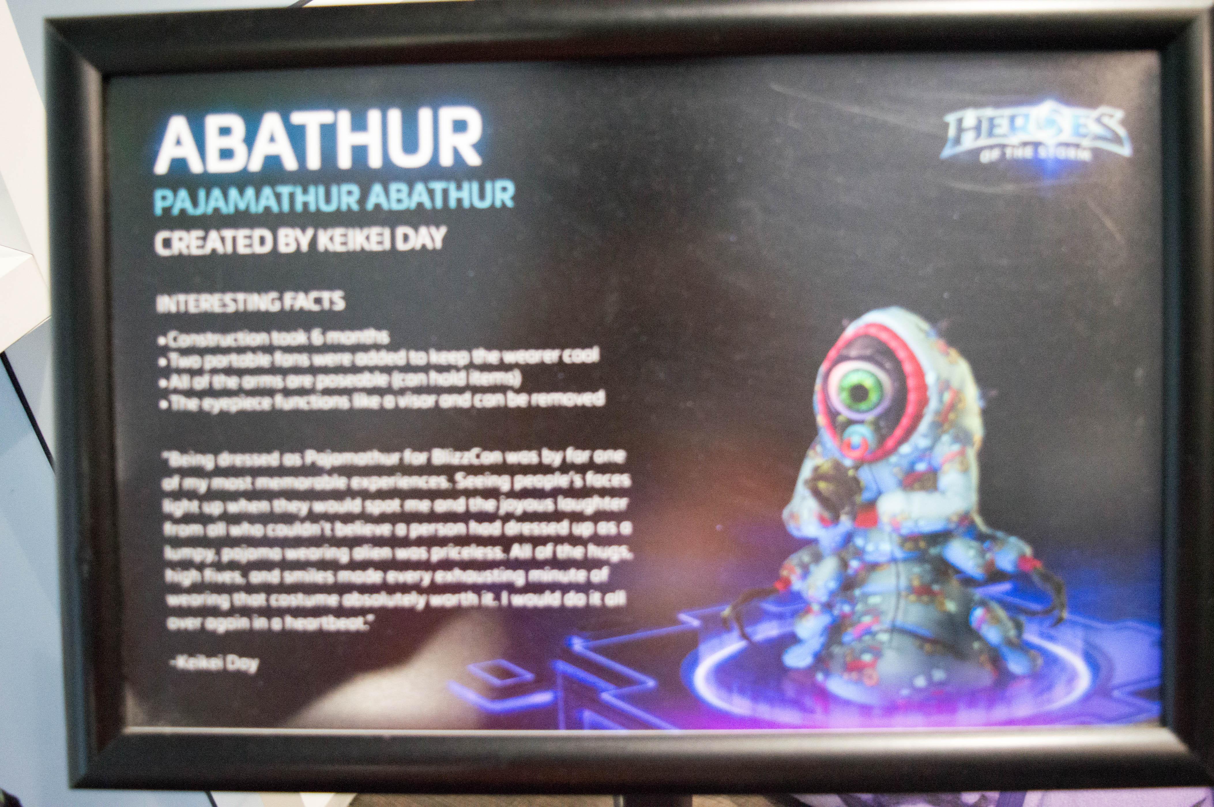Swaps4's Bizarre Adventure Tour of Blizzard Entertainment 0069