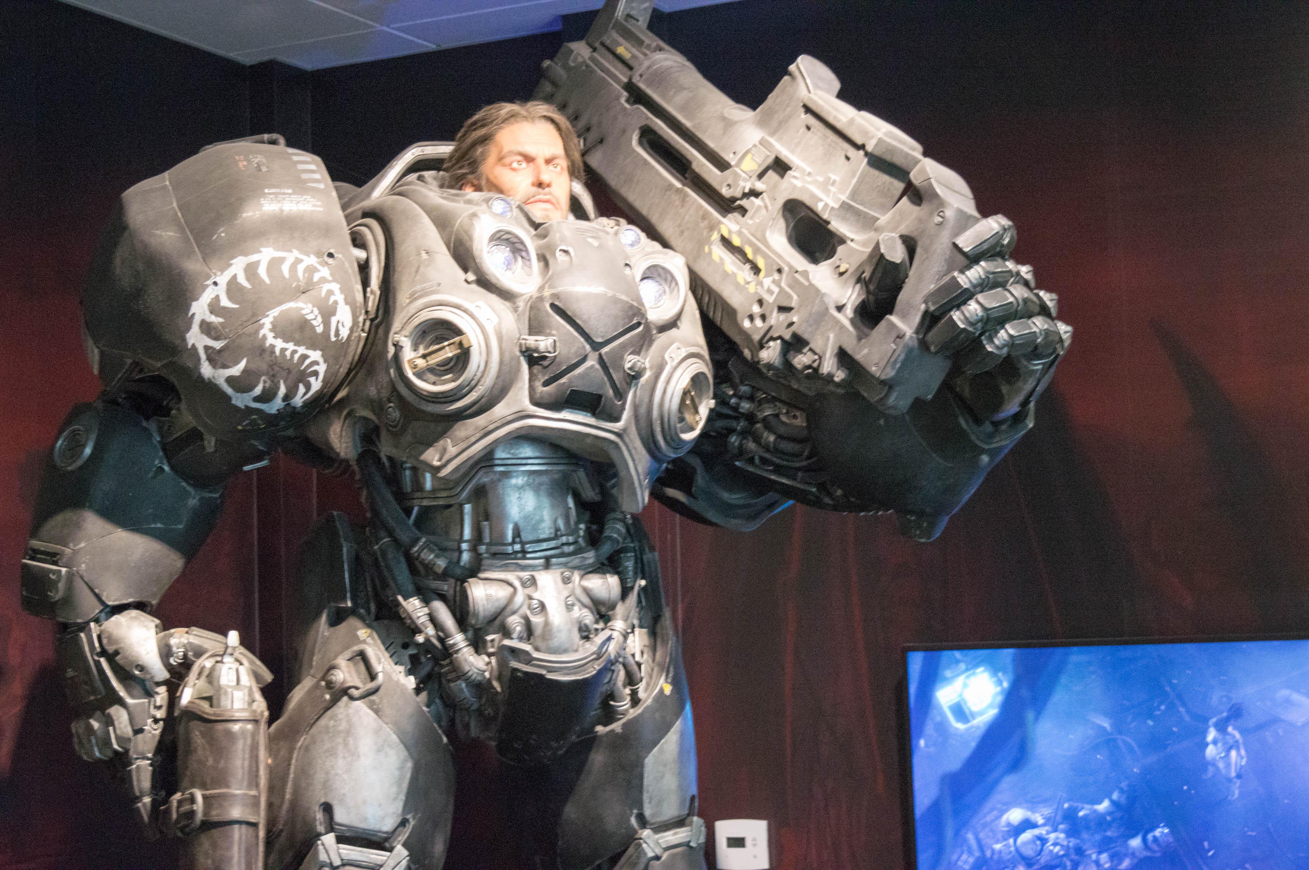 Swaps4's Bizarre Adventure Tour of Blizzard Entertainment 0072