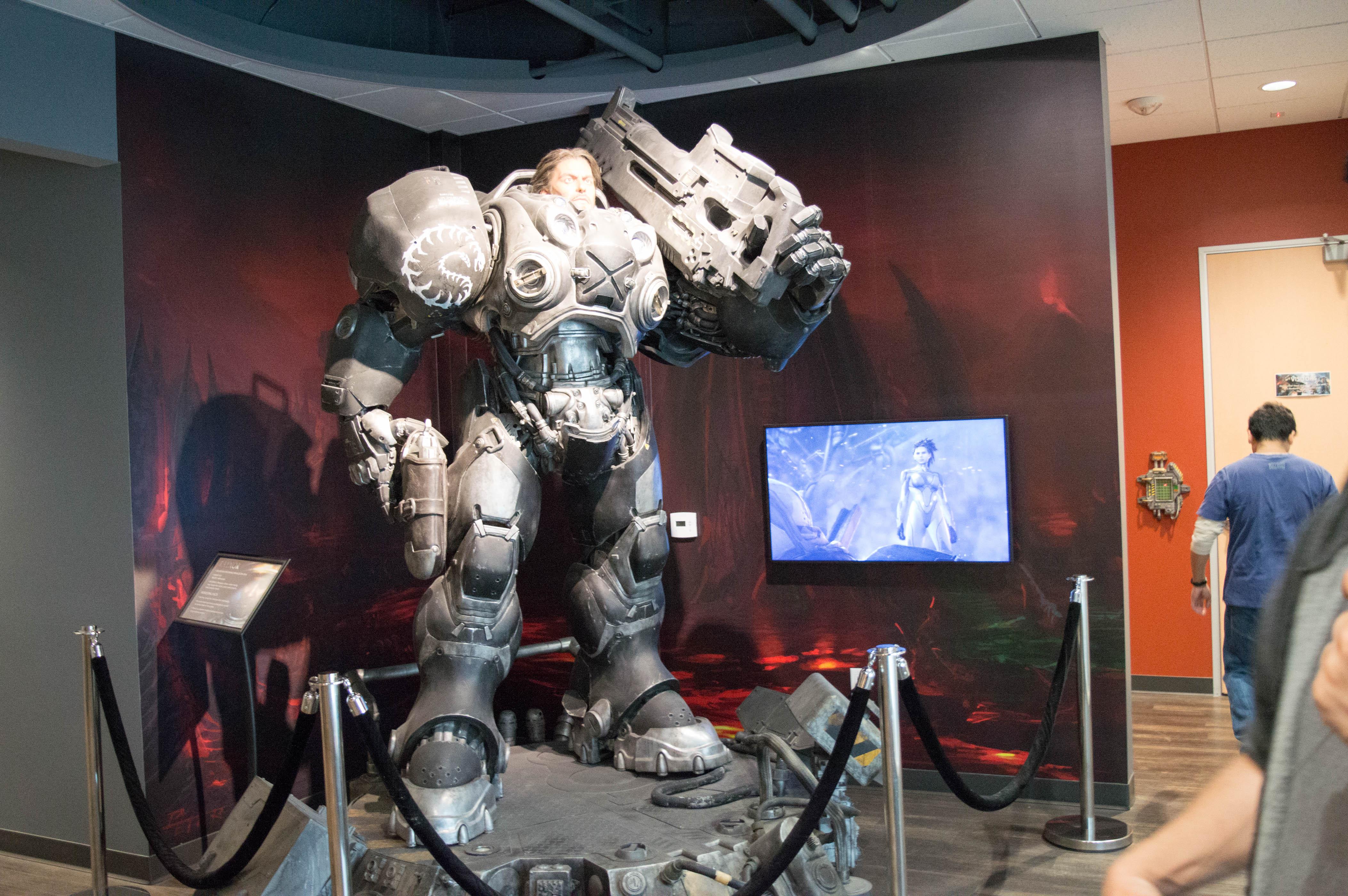 Swaps4's Bizarre Adventure Tour of Blizzard Entertainment 0073