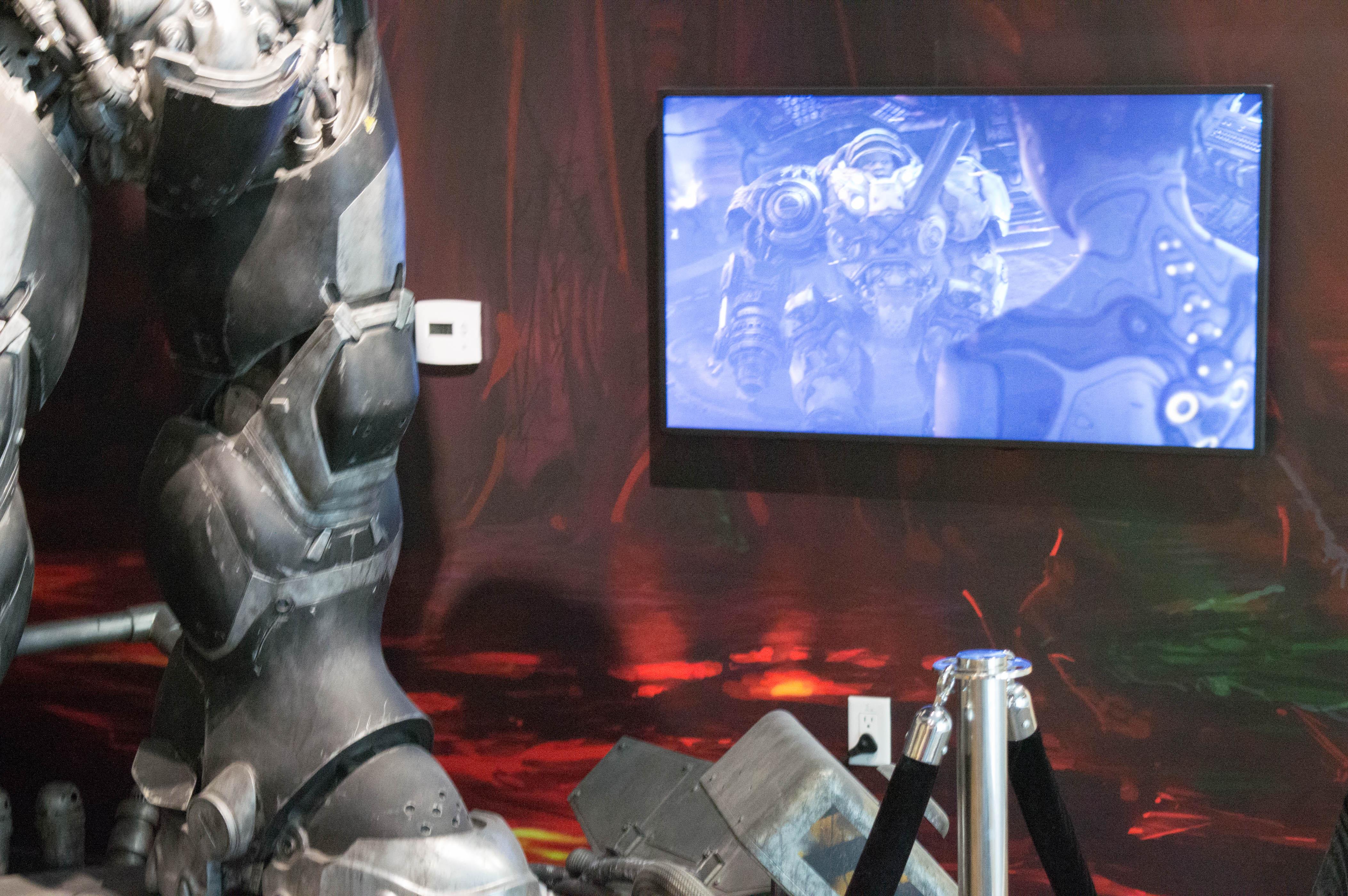 Swaps4's Bizarre Adventure Tour of Blizzard Entertainment 0074