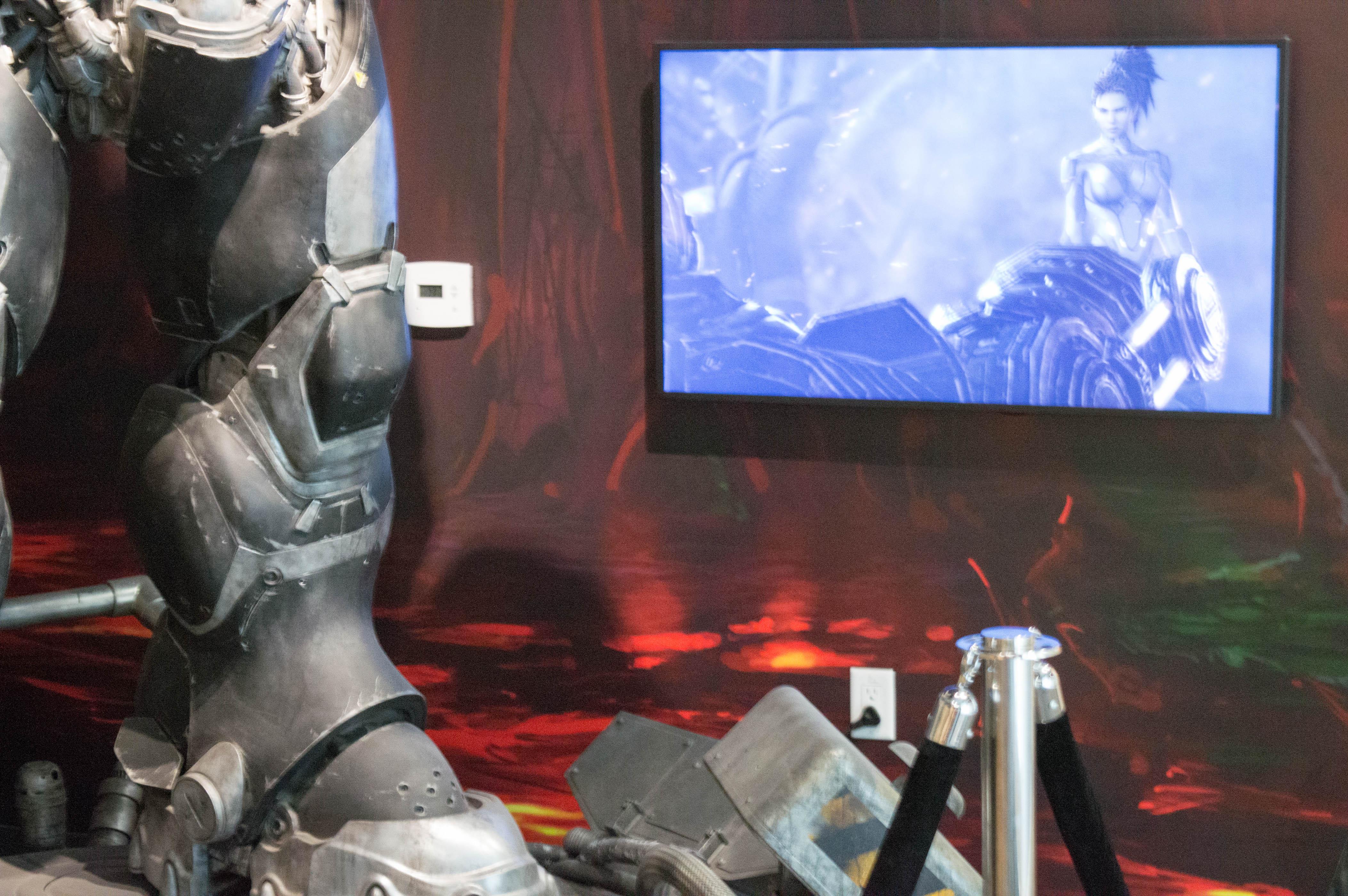 Swaps4's Bizarre Adventure Tour of Blizzard Entertainment 0075
