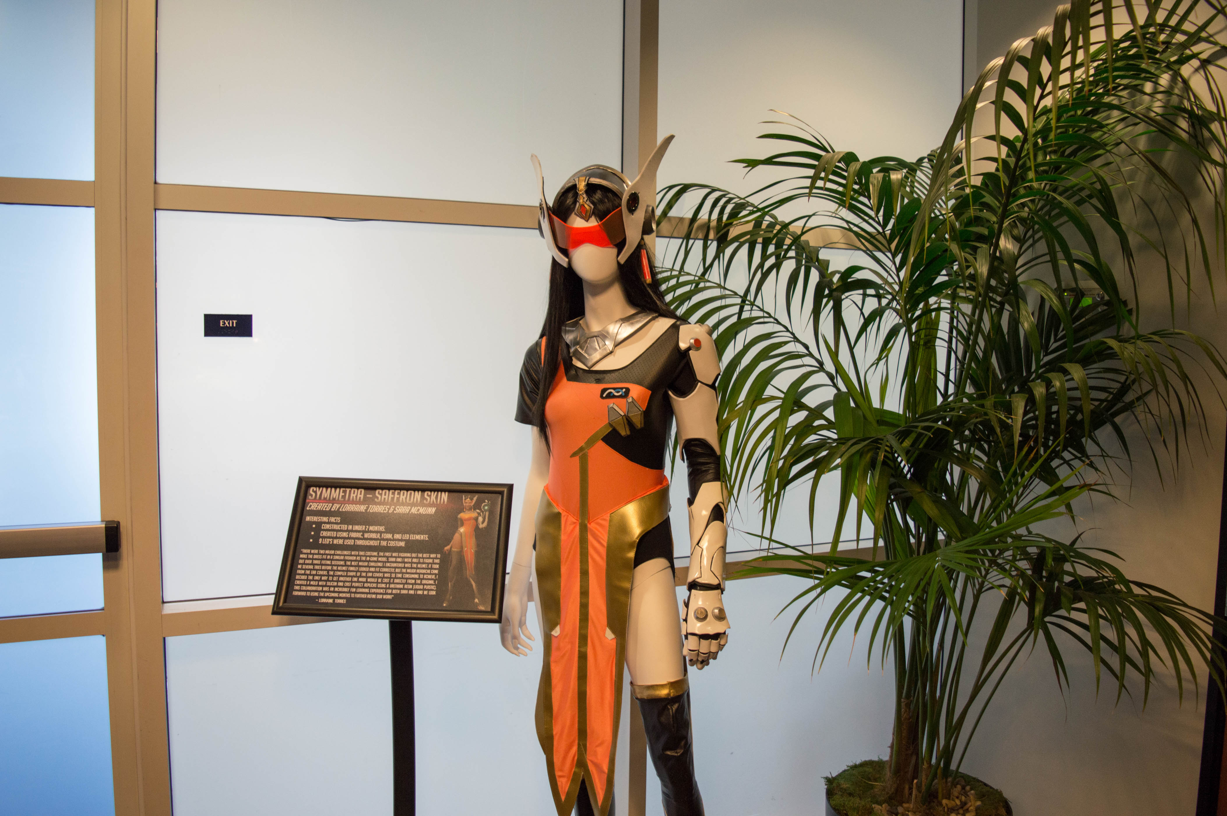 Swaps4's Bizarre Adventure Tour of Blizzard Entertainment 0081