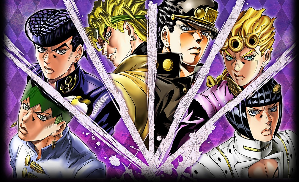JoJo's Bizarre Adventure: Last Survivor Arcade Game