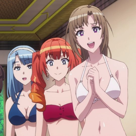 Okaasan Online OVA – The Beach Episode