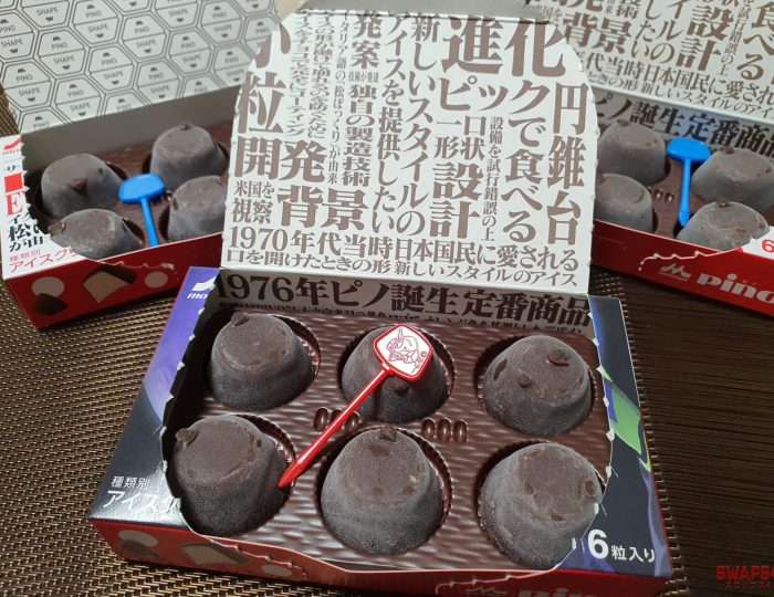 Evangelion X Pino Ice Cream!