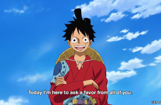 A Public Service Message regarding Coronavirus from the Straw Hats